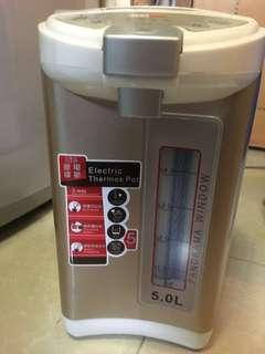 電熱水壺 5l 兩腳