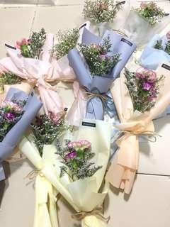 Flower Bouquet small bulk order | flower posies