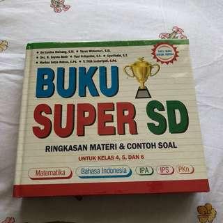 Buku super SD