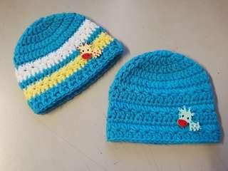 Crochet Newborn Baby Hat