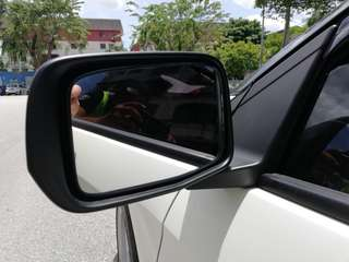 Honda CRZ side mirror all models and series