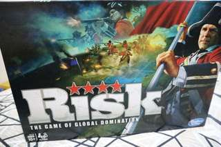 RUSH SELLING!!! Authentic Risk board game