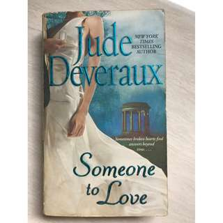 Someone to Love by Jude Deveraux