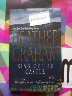 *FREE* King of the Castle by Heather Graham