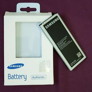 Samsung Galaxy Note 4 AUTHENTIC battery