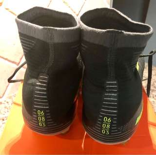 CR7 Soccer Cleats Size 10