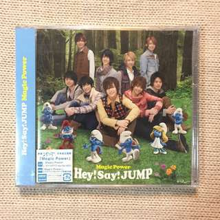 Magic Power Single - Hey Say Jump!