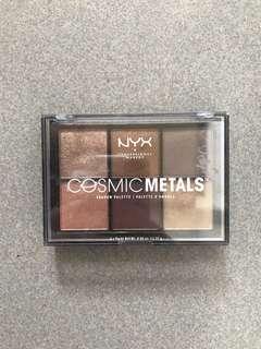 NYX COSMIC METALS PALETTE