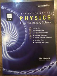 Lower Secondary Physics Book