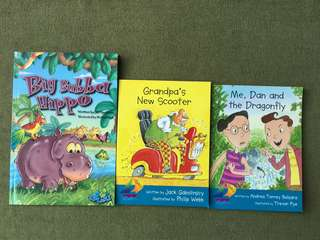 Brand new storybooks bundle