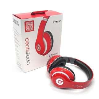 Headphone Bluetooth Beats STN 13 Headset Musik