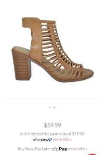 Women's heels and boots