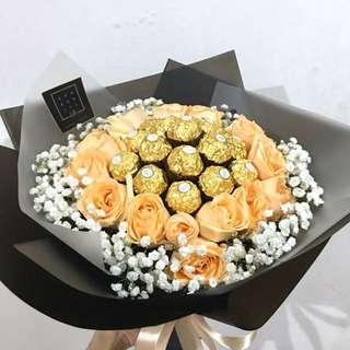 Fererro Bouquet