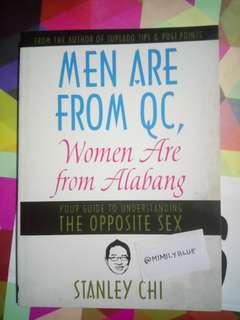 *FREE* Men are from QC, Women are from Alabang by Stanley Chi