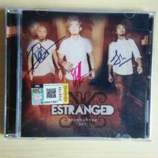 Estranged Album with autographs (sepenuhnya vol 1)