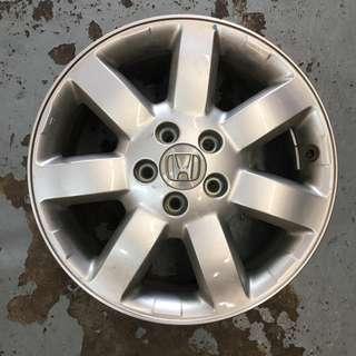 17 Inch Honda Rims
