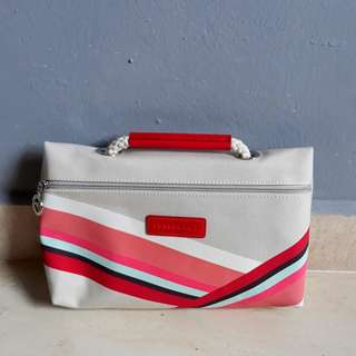 NEW Longchamp Club Clutch Bag