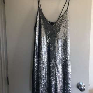 Zara Sequin Mini