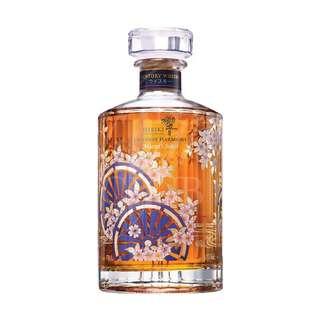 響 特別版 Whisky (JAPANESE HARMONY) 御所車輪