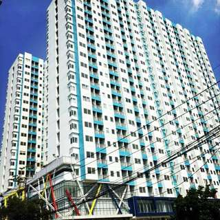 Unit Studio di The Nest Apartment Jakarta Barat - jual cepat