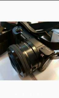 Kamera Sonny A35100. bisa cicilan tanpa kartu kredit