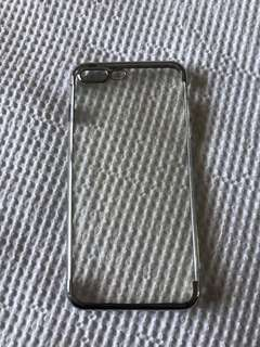 iPhone 8 Plus case clear