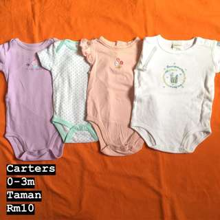 0-3m Baby Rompers