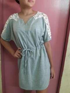 Go-to Gray Dress