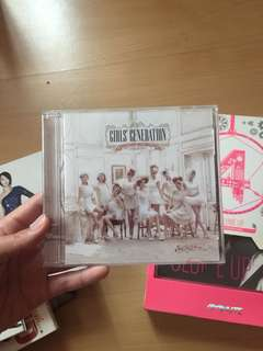 Girl's Generation Japan 1st Album