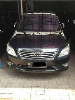 Dijual Toyota Innova Hitam Metalic