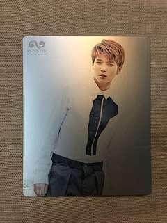 Infinite Woohyun Photocard