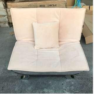 全新單人沙發椅/沙發椅凳/沙發矮凳/沙發床/沙發躺椅