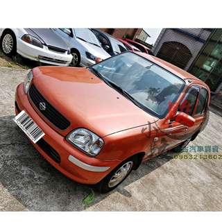 保證實車 2003年 日產 MARCH