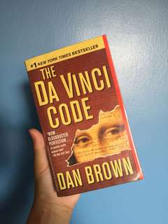 The Da Vince Code by Dan Brown