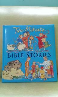 Two-Minute Bible Stories