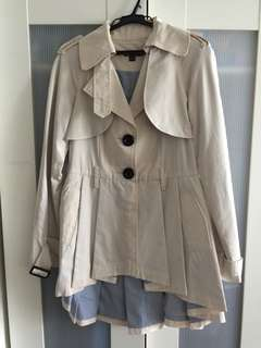 Trench Coat, size 6