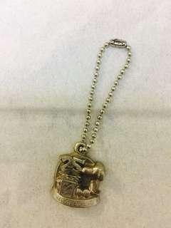 7-11/七十一 Snoopy 史努比鎖25周年紀念匙扣