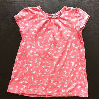 Mothercare girl's top