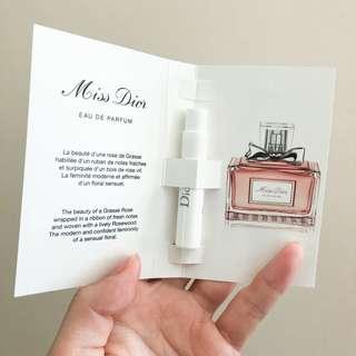 Miss Dior 香水 eau de parfum perfume