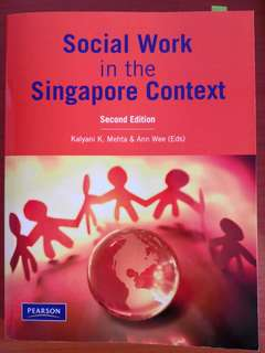 GES1016 Social Work in the Singapore Context