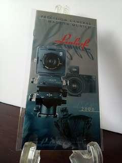 Linhof products 2000