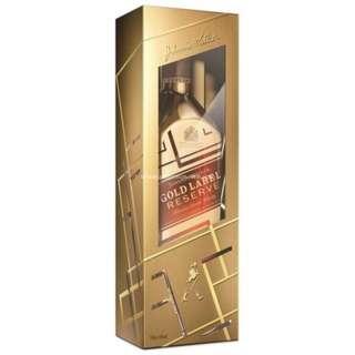 Johnnie Walker Gold Label Reserve 金牌珍藏曙光限定版 (2015)