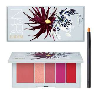 Erdem for Nars Lip Powder Palette