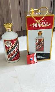 空瓶,Moutai 1.5L, empty bottle