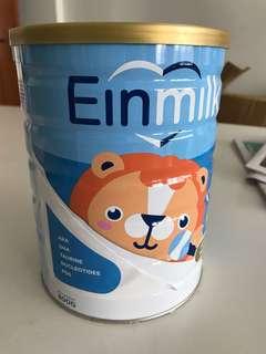 Brand new Einmilk 800g
