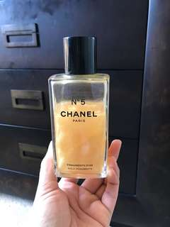 Chanel fragments D'OR N5
