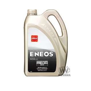 Eneos RACING MOLYBDNEUM SAE10W40 semi synthetic oil