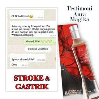 Aura Magika - Supplement for Stroke