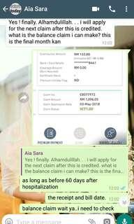 claim client