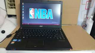 Acer core i5.500GB HDD.windows 10